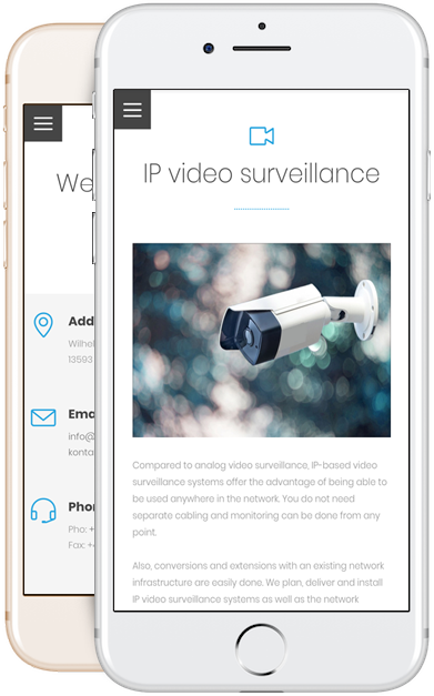 IP Surveillance Systems